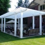 Custom Sized Pergolas