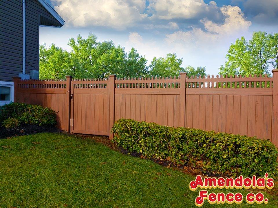 Amendolas Fences
