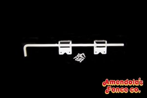36″ STAINLESS STEEL DROP ROD
