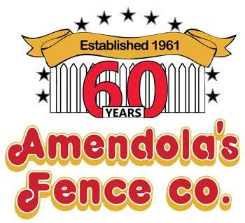 Amendola's Fence Logo